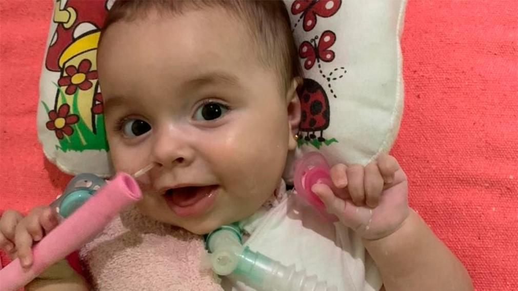 El padre de Emmita agradeció a todas las personas que ayudaron a juntar 2 millones de dólares para el medicamento de su hija