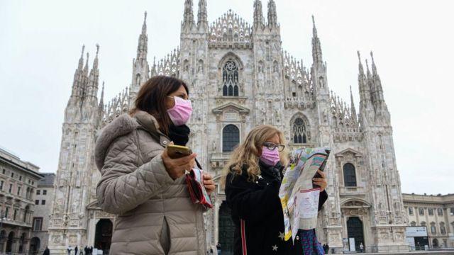 Alarma en Italia por el rápido avance de la variante india del coronavirus