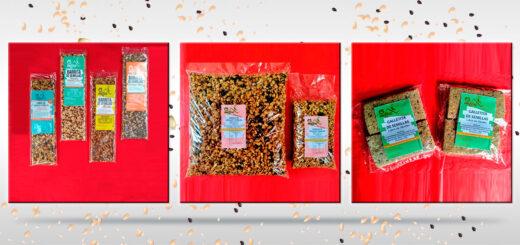 Snacks de semillas: las 3 opciones perfectas para la colación de tus comidas