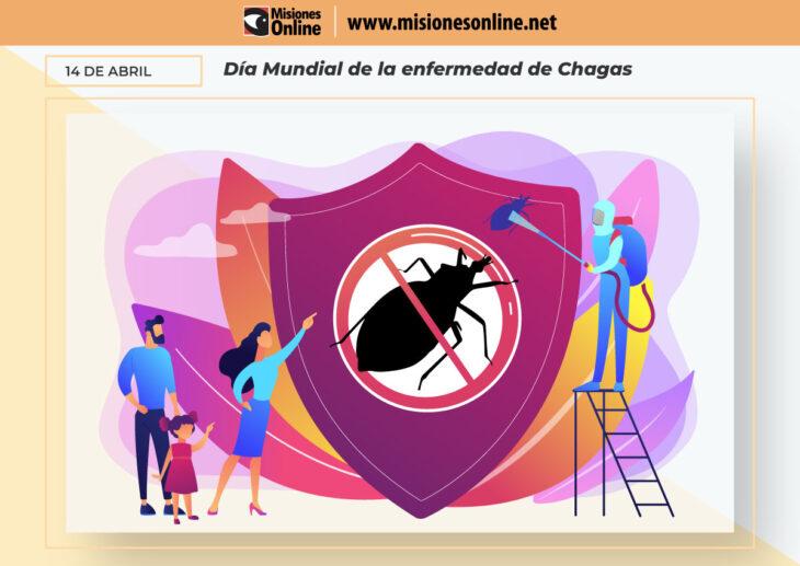 Día Mundial de la enfermedad de Chagas