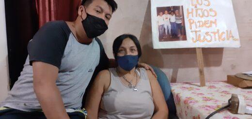 """""""Me voy a sentir orgullosa cuando vea que la policía detiene a Rocío Santa Cruz"""", expresó la viuda de Ramón """"Topo"""" Cabrera"""