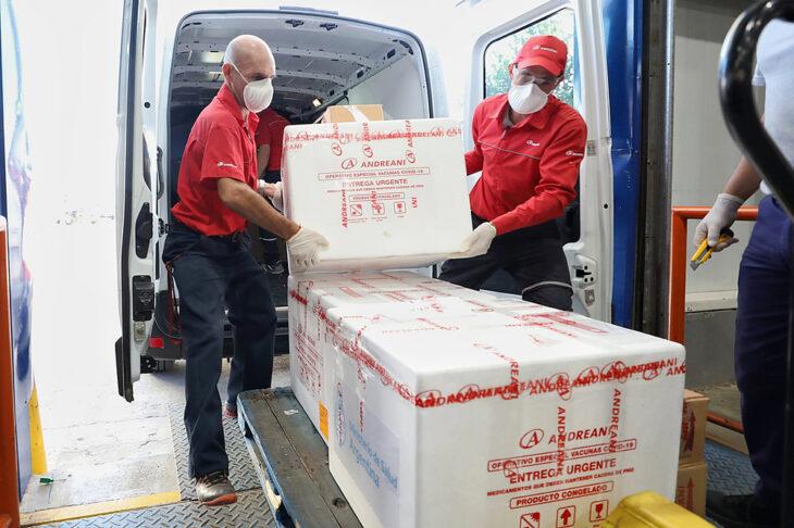 Coronavirus: llegan este jueves a Misiones 18 mil dosis de la vacuna Sputnik V
