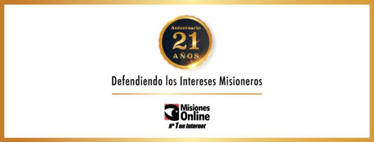 Misiones Online cumple hoy 21 años de liderazgo en internet e inaugura su nueva plataforma audiovisual