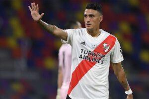 River: Matías Suárez recibió el alta y podría volver contra Junior