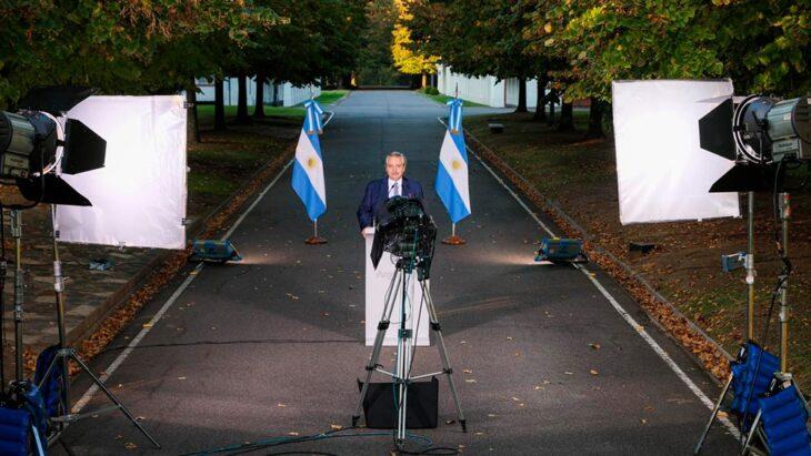 Alberto Fernández afirmó que la Argentina «entró en la segunda ola» de coronavirus