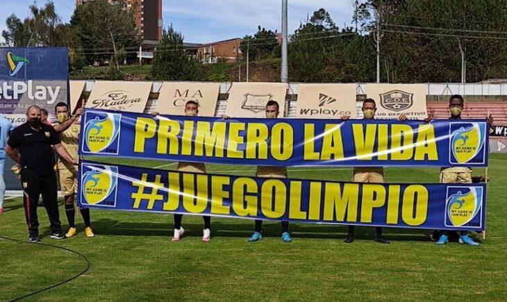 Colombia: un equipo salió a jugar con 7 futbolistas debido a los contagios de coronavirus y lesiones