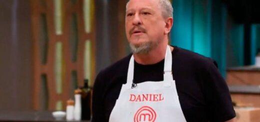 MasterChef Celebrity: el actor Daniel Aráoz fue eliminado
