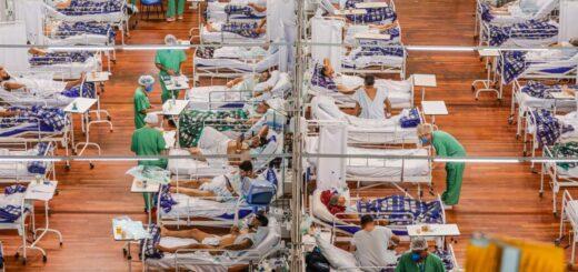Coronavirus: una de cada cuatro ciudades de Brasil tiene lista de espera para las unidades de cuidados intensivos