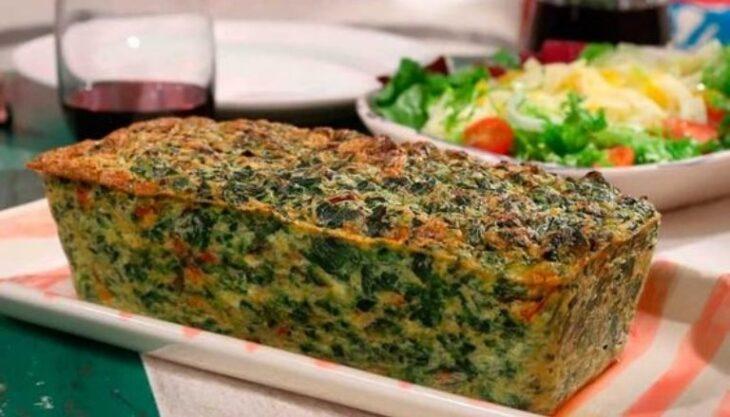 Nutrición: Soufflé y budín de verduras, una opción ideal para los días más frescos