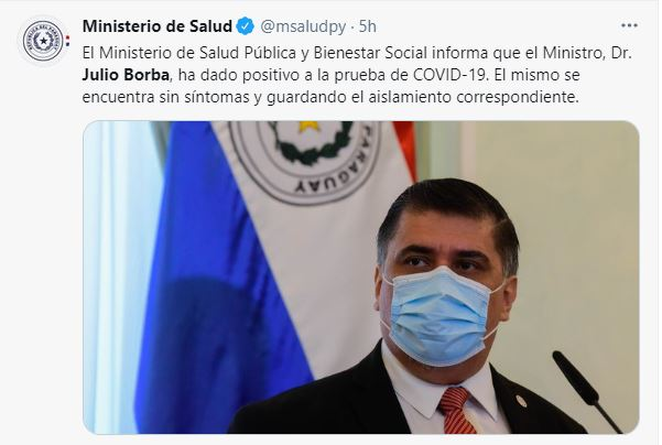 Ministerio de Salud de Paraguay