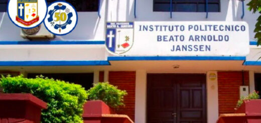 El Instituto Politécnico San Arnoldo Janssen adaptó su espacio para las clases presenciales en dos turnos