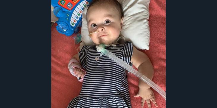 Quién es Emmita, la beba de 11 meses que necesita un remedio de 2 millones de dólares