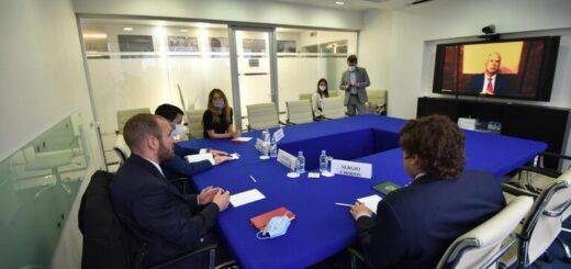 Martín Guzmán cerró su gira europea con agenda en Rusia