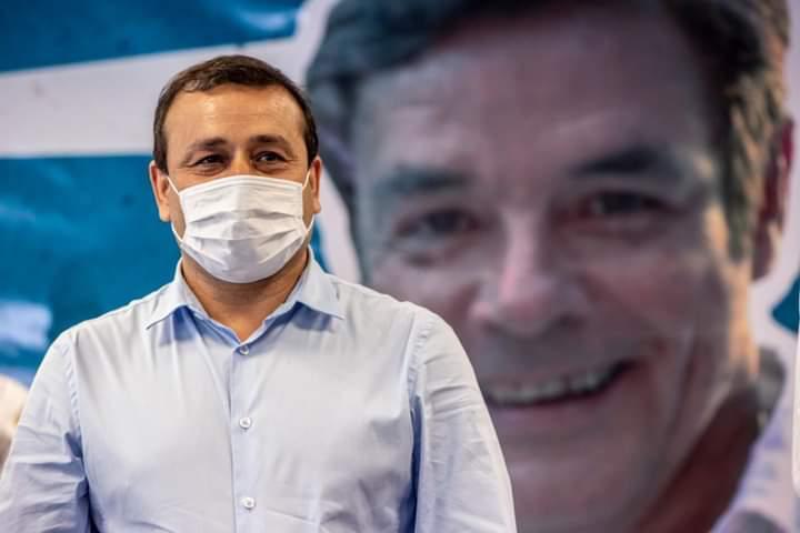 """""""Gobierno líquido"""" por Nicolás Marchiori"""
