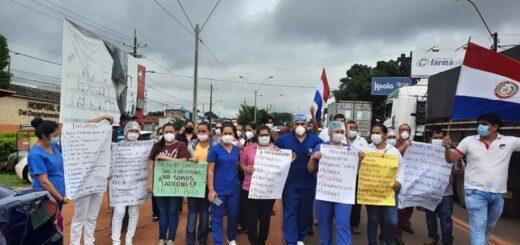 situación hospital nacional de paraguay