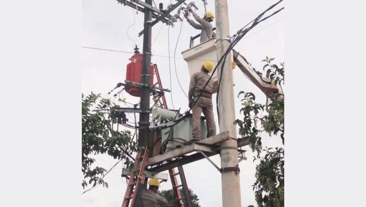Energía de Misiones incorporó nuevas subestaciones en San Pedro e Itacaruaré