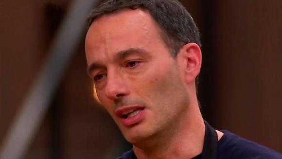 Fernando Carlos fue eliminado de Masterchef Celebrity