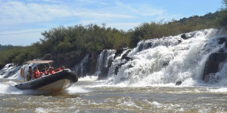 Turismo en Semana Santa: Los Saltos del Moconá recibieron a 2500 personas y registraron un 95% de ocupación hotelera