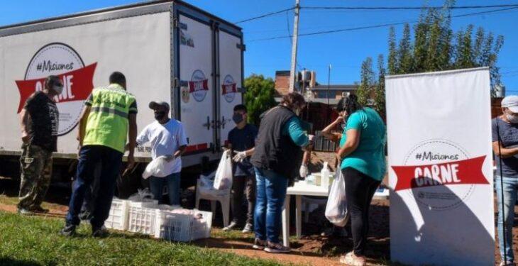 Misiones Carne: en la primera semana, el programa vendió más de 18 mil kilos