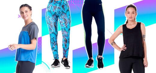 Combinaciones perfectas: las 6 prendas de ropa deportiva que son ideales para combinar y entrenar