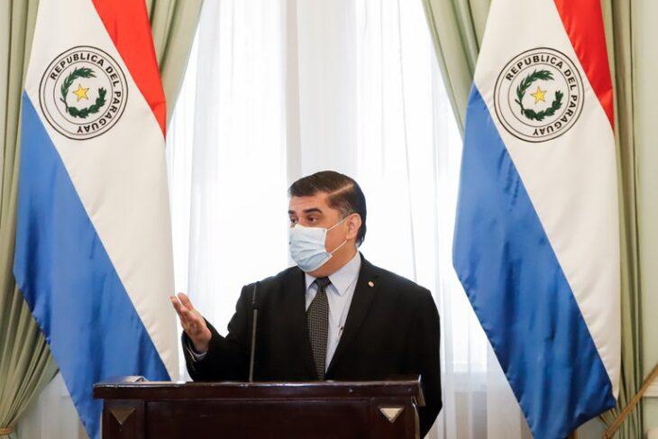 Coronavirus: el ministro de Salud de Paraguay tiene Covid-19 y está aislado