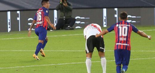 Copa Liga Profesional: River cayó ante San Lorenzo en el Monumental