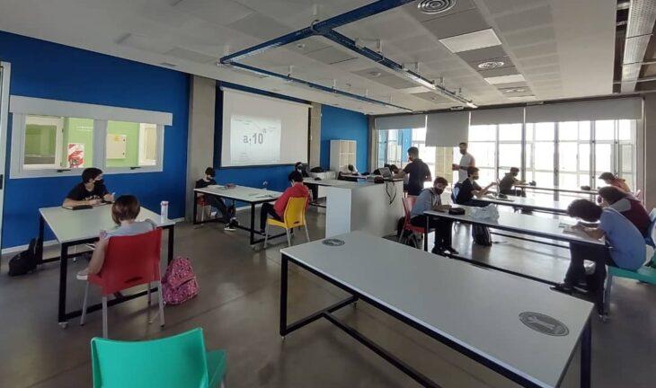 La Escuela Secundaria de Innovación de Misiones busca obtener la certificación como institución ecológicamente sustentable