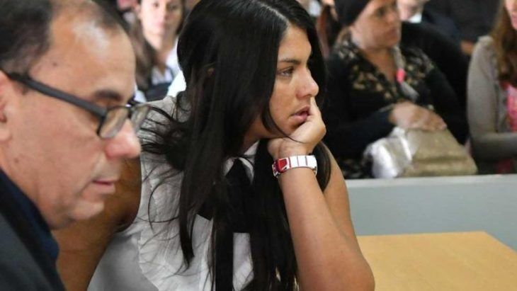 """El Superior Tribunal de Justicia ratificó la condena por 3 años a Rocío Santa Cruz por la muerte del agente de tránsito municipal Ramón """"Topo"""" Cabrera"""