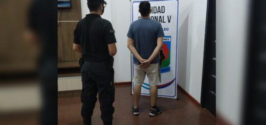 Puerto Iguazú: vuelven a encarcelar a un hombre acusado de abusar de su hijo y que cumplía prisión domiciliaria