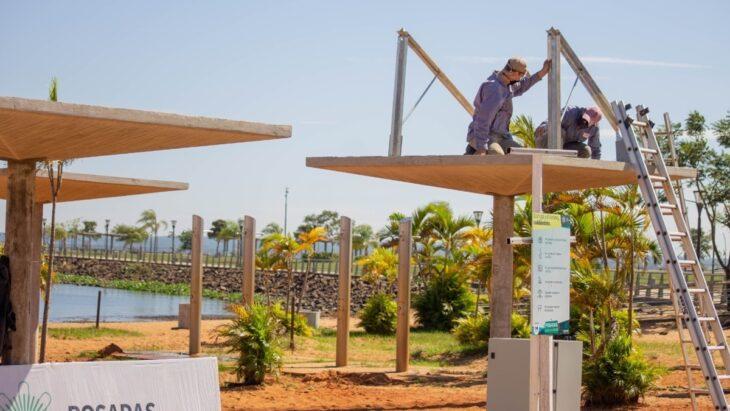 Posadas Sustentable: instalaron paneles solares en los balnearios para promover la energía renovable