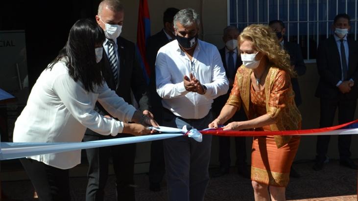 El Superior Tribunal de Justicia de Misiones inauguró el Juzgado de Familia y Violencia Familiar 1° en Garupá