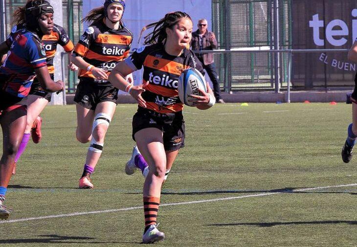 Misionera se rompió los ligamentos cruzados y está vendiendo rifas para operarse: quiere volver a jugar al rugby en España