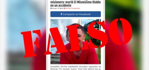 Fake News: es falsa la noticia sobre la muerte de el Mismísimo Diablo