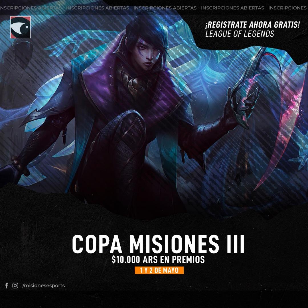 Copa-Misiones-De-League-of-legends