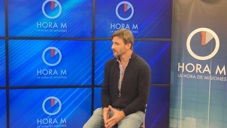 El ministro Sebastián Oriozabala destacó que todas las producciones de Misiones están en crecimiento y con mucha demanda en el país y el mundo