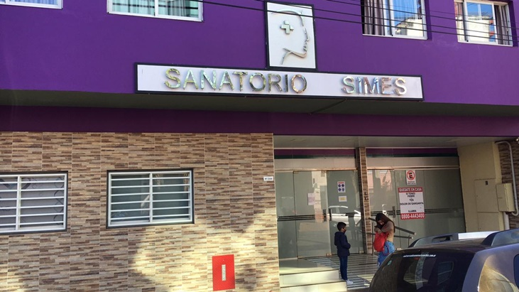 extraer la bala de la cara a Manuel Sánchez