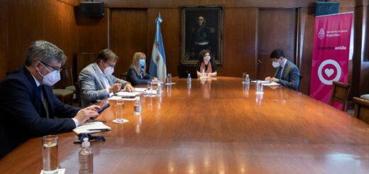 Ministros de Salud de toda Argentina coincidieron en la preocupación por la velocidad en el aumento de casos de coronavirus
