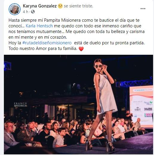 Conmoción por la trágica muerte de una modelo y diseñadora de Puerto Rico, Misiones