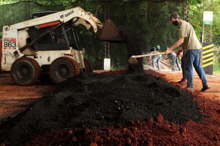 Tras la certificación de producción agroecológica, fabricaron en Misiones dos tipos de abonos orgánicos para trabajar el suelo