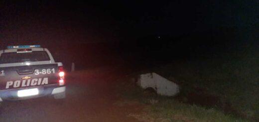 Un motociclista falleció tras despistar en la ruta 201 en Concepción de la Sierra