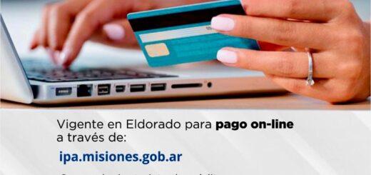 """Desde hoy rige en Eldorado el programa """"Ahora Patente"""""""