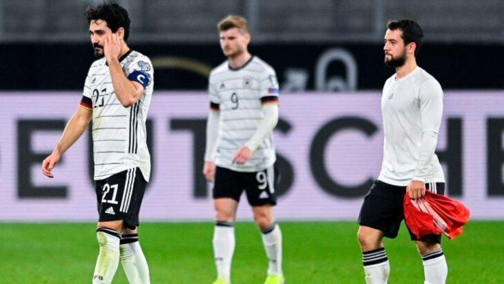 Fútbol europeo: con Alemania fuera de juego, así están las Eliminatorias UEFA 2022