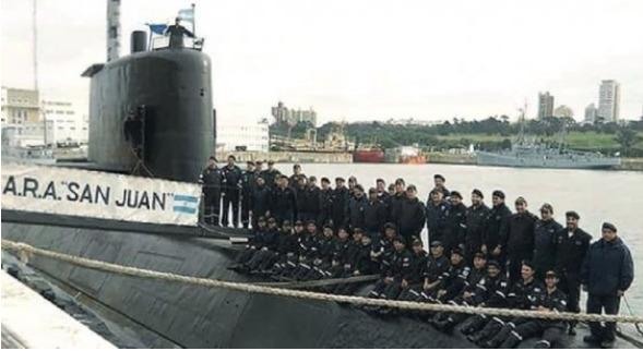 Familiares de las víctimas del ARA San Juan se solidarizaron con allegados del submarino desaparecido en Indonesia