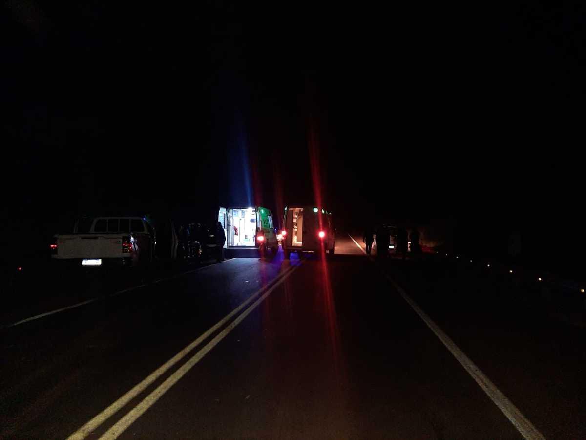 Accidente de tránsito en Misiones: choque entre dos camionetas dejó cuatro heridos, entre ellos un niño de 8 años