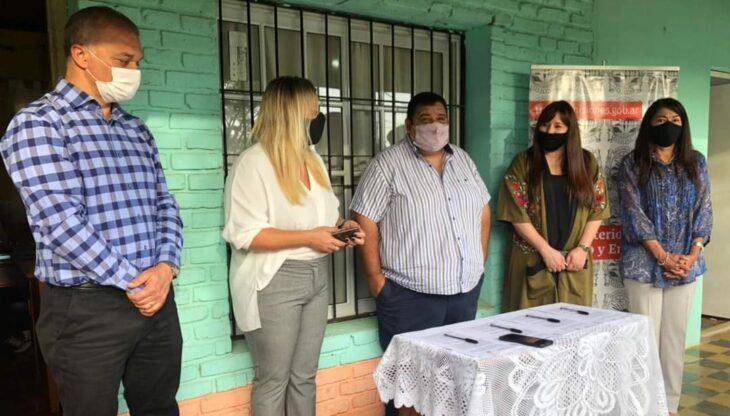 Se crearon las Comisiones Municipales para la Erradicación del Trabajo Infantil en Cerro Corá y Profundidad