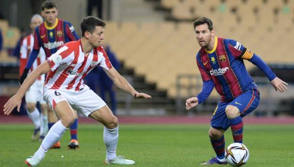 Copa del Rey 2020/2021: Barcelona irá en busca del título ante el Atlético Bilbao