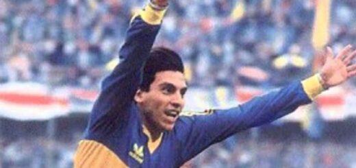 Conmoción en el fútbol argentino: murió el exgoleador de Boca Alfredo Graciani