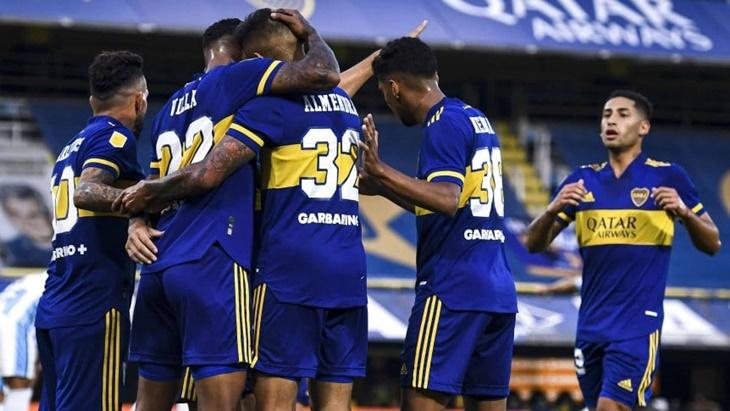 Copa de la Liga: Boca le ganó a Atlético Tucumán por 3-1