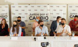 Elecciones 2021: Juntos por el Cambio presentó la lista completa de candidatos para las legislativas del 6 de junio en Misiones