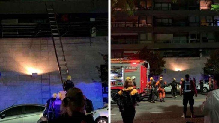 Una nena de 6 años cayó desde el balcón de un quinto piso en Puerto Madero